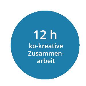 grafik Kreis Zusammenarbeit
