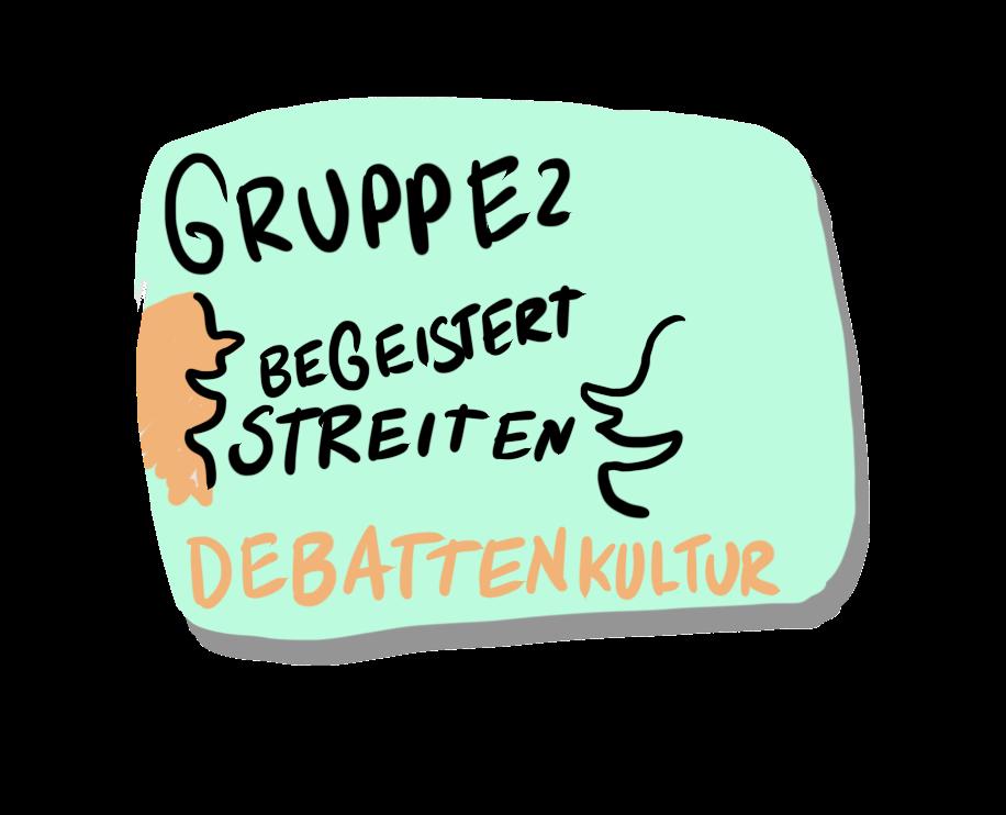 2: Begeistert Streiten – Debatte Stärken Als Grundlage Der Demokratie
